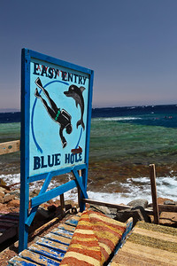 The Blue Hole  Dahab, Egypt