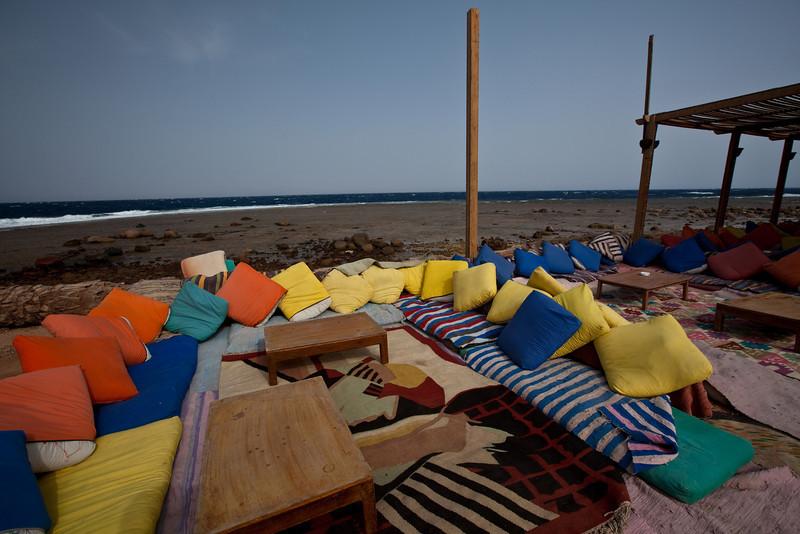 Chilling in Dahab  Dahab, Egypt