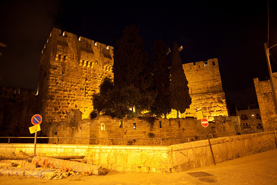 Tower of David  Jerusalem, Israel