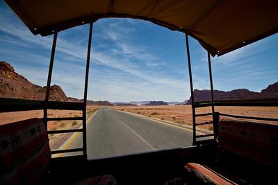 Wadi Rum Desert 4x4  Wadi Rum, Jordan