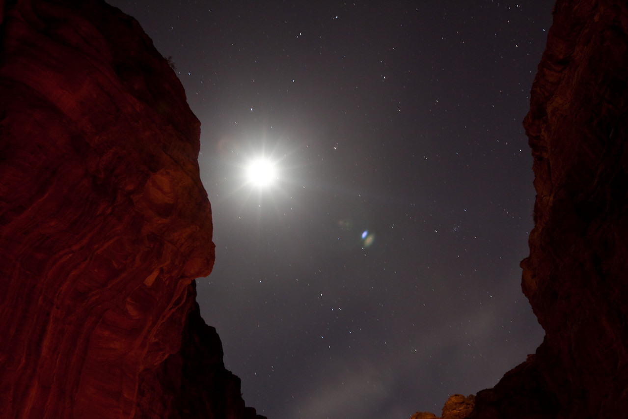 The next few pictures made backpacking with a tripod completely worth it  Petra, Jordan