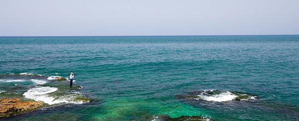 Fisherman  Beirut, Lebanon