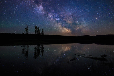 Galactic Reservoir