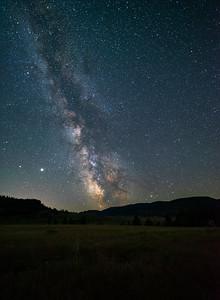 White Lake Milky Way 2020