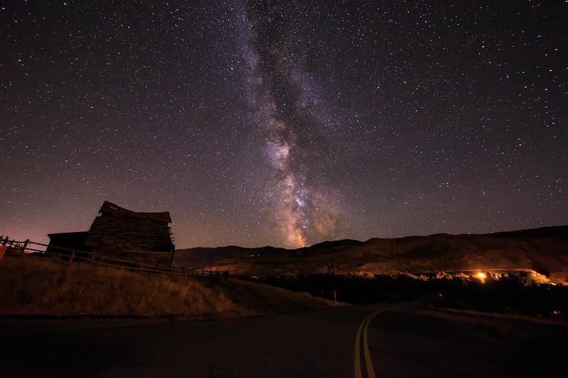 Haynes House Milky Way