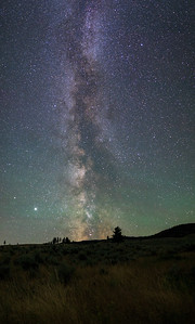 White Lake Grasslands Milky Way Vertical Pan 2- 2020