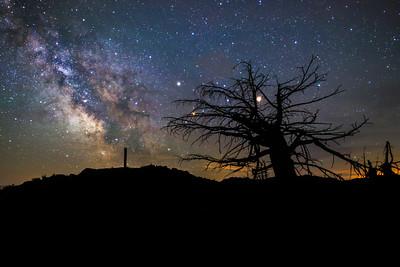Mt Kobau Milky Way