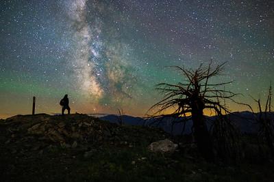 Mount Kobau Stargazing 2018