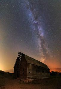 Haynes Milky Way Vertorama