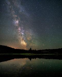 Mahoney Milky Way Magic