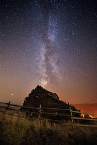 Haynes House Milky Way 2018