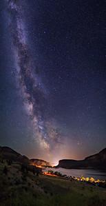 Vaseux Milky Way Vertical Pan II