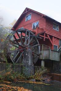 The Millwheel at Crowell Hilaka