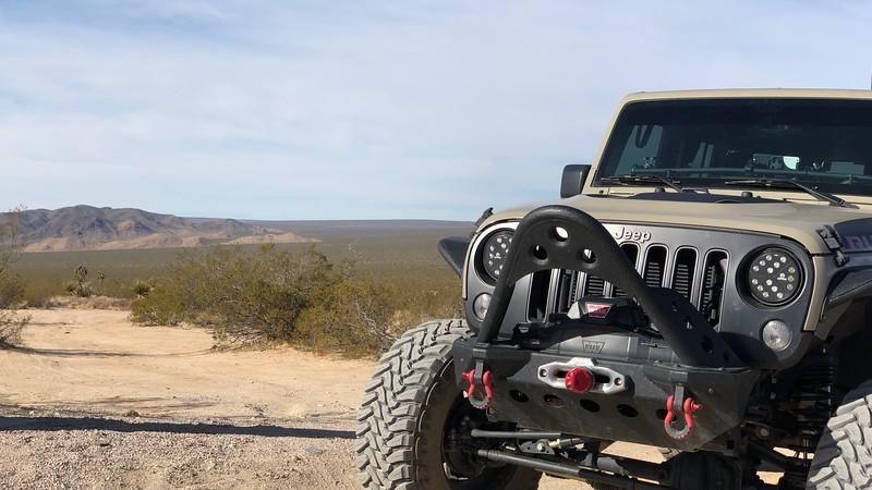 Jeep Selfie