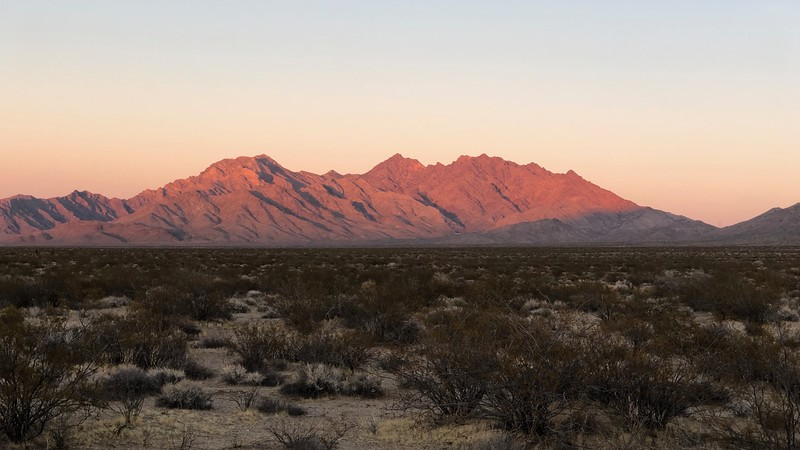 Mojave Mountains