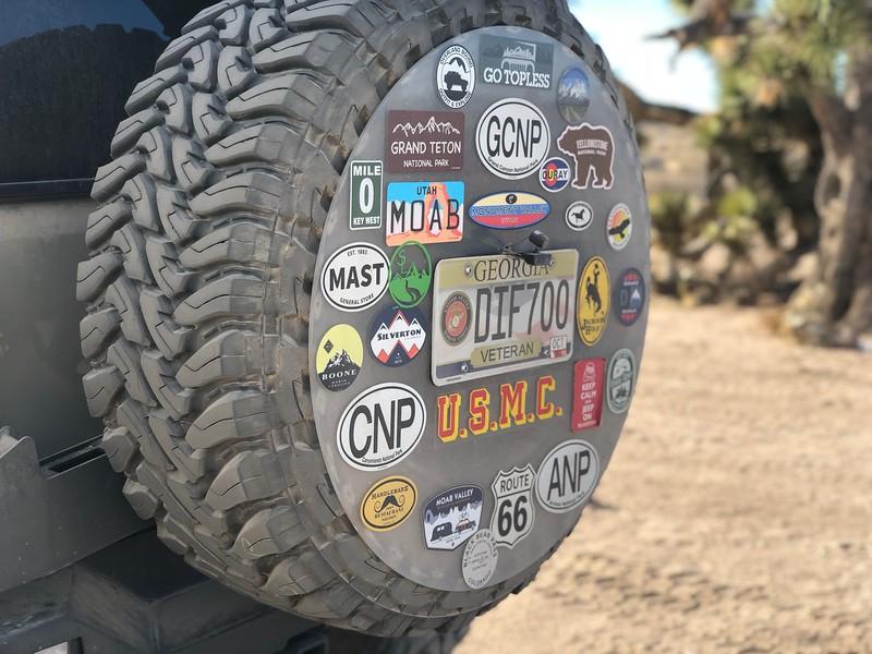 Jeep tags