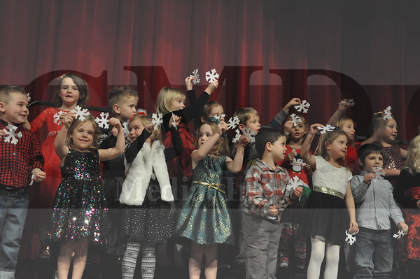E-S Elementary Holiday Sing