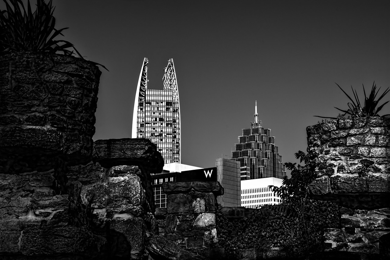 Mar -- This is the B/W Print<br /> Piedmont Park, Atlanta