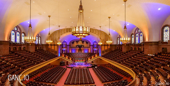The Moody Church, 1635 N LaSalle Dr, Chicago, IL 60614