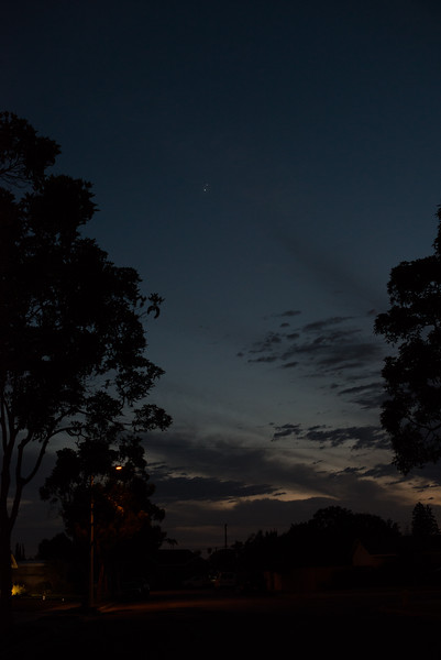 Conjunction Junction : Jupiter and Venus