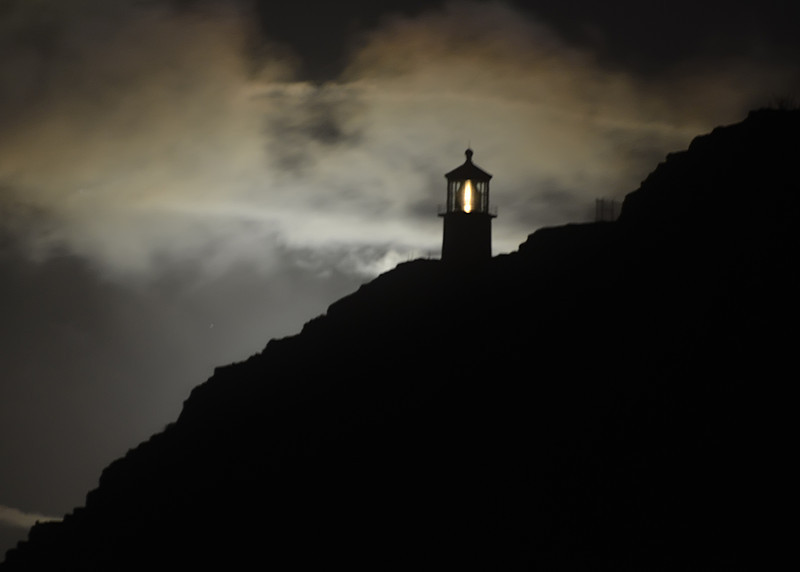 Makapuu Lighthouse<br /> May 6, 2012
