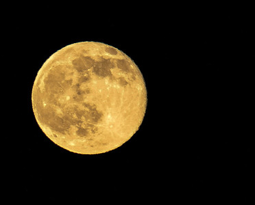 Summer Solstice Moon 2016