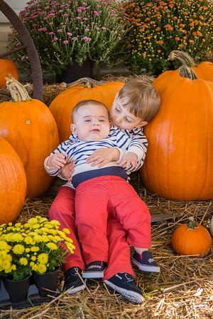 Grayson and Luke