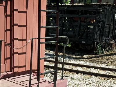2008.05.16 Nevada County Narrow Gauge Railroad Museum