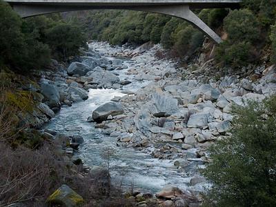 2009.01.19 Hoyt Crossing trail on S. Fork Yuba
