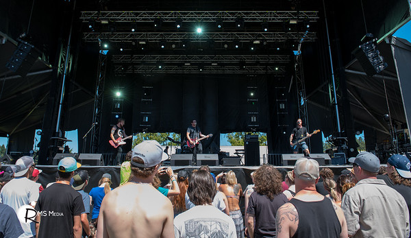 The Motorleague | Rock The Shores 2016 | Colwood BC