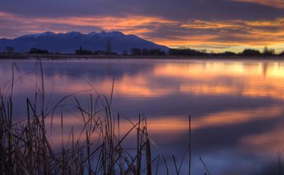 Mt Blanca Sunrise