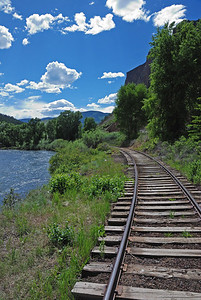 Railway Near Wheeler