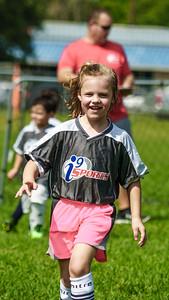 Brynn's Soccer - Oct. 14