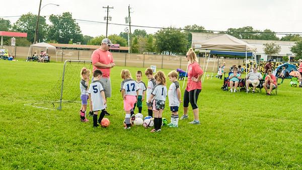 Brynn's Soccer - October 14