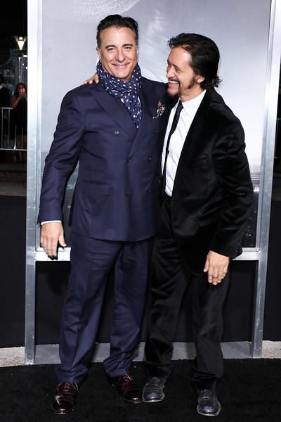 Andy Garcia, Clifton Collins Jr