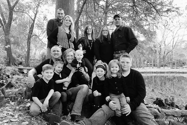 The Mullinix  Family