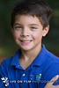 The Museum School fall portraits for Gilbert class on September 30, 2015.