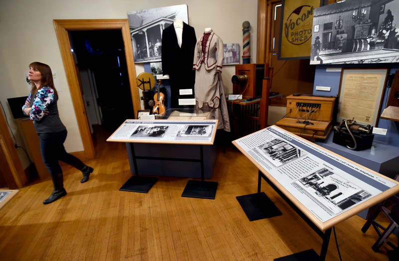 Museum of Boulder in Moving