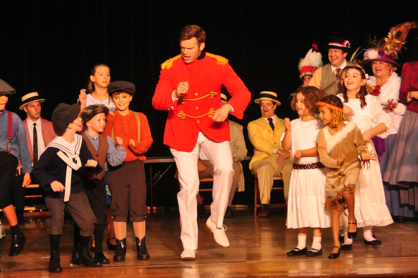 The Music Man - Show Photos