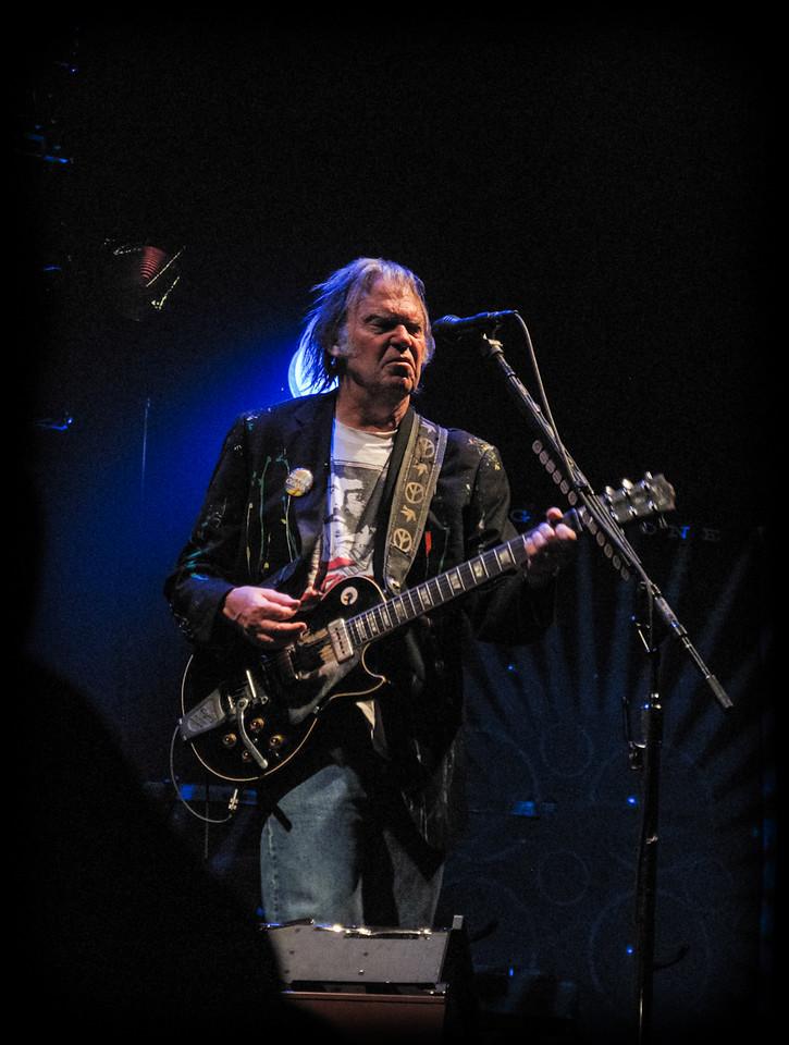 Neil Young, Philadelphia, PA