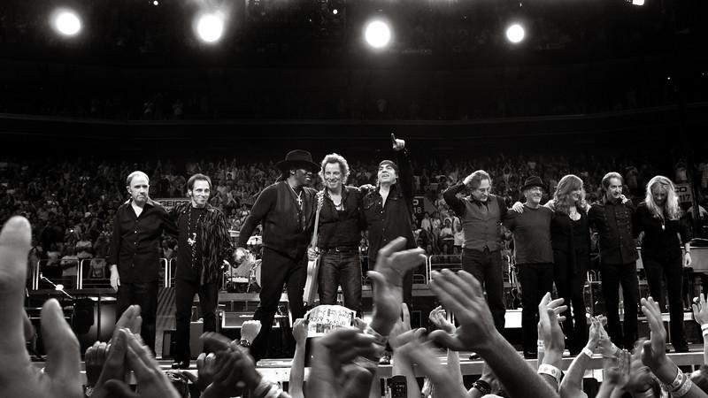 E Street Band, Philadelphia, PA