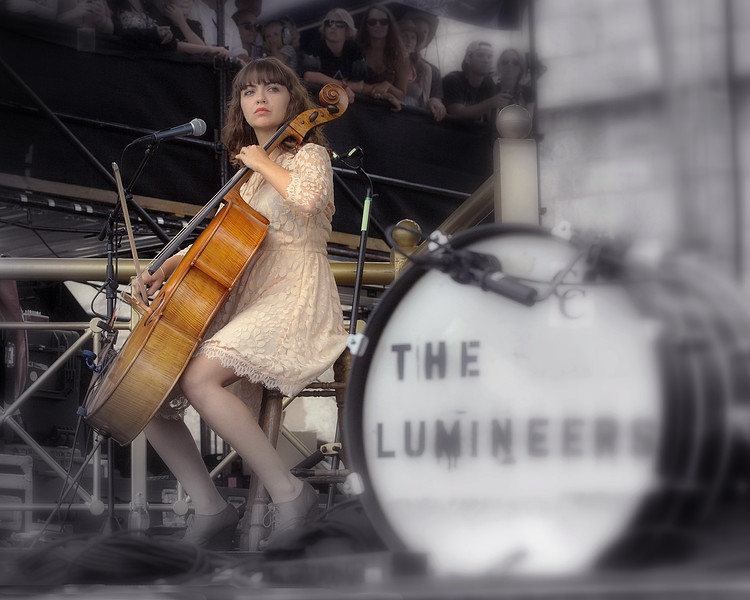 Neyla Pekarek, The Lumineers