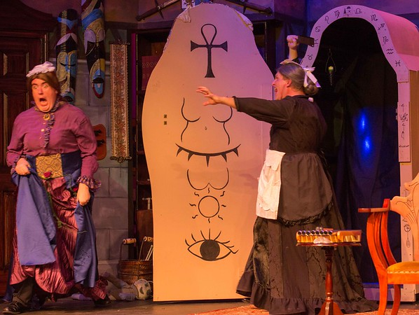 The Mystery of Irma Vep