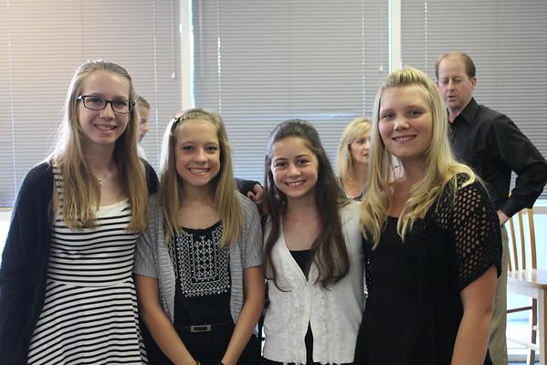 8th Grade Farewell