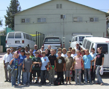 Mexico Mission Trip 2007