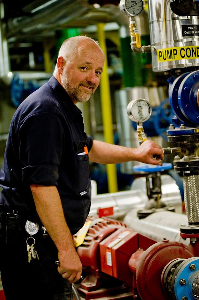 Daniel Habets  Mechanic