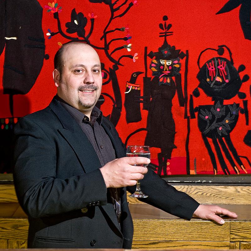 Victor Carpinteiro  Food & beverage