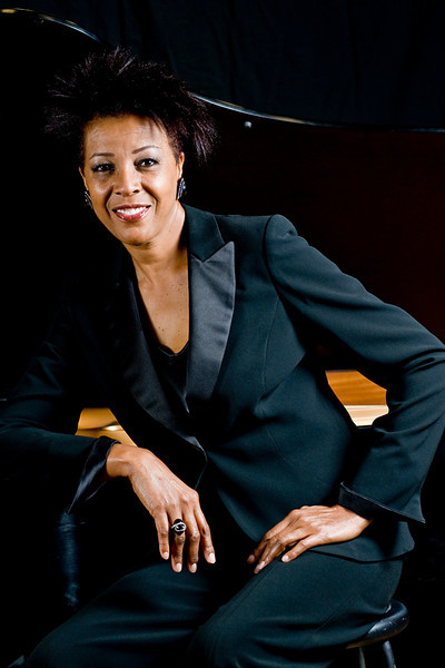 Dee Daniels. International Jazz singer