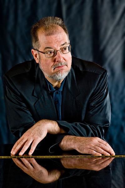 Garrick Ohlsson.Amercan classical pianist.