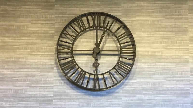 Horloge artistique